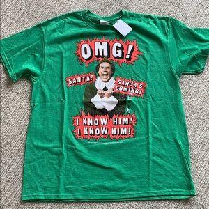 Tops - NWT Elf T-shirt